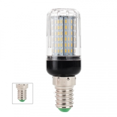 RANPO 30W E14 LED Corn Bulb Light 4014 SMD Lamp 220V