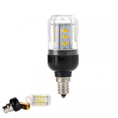 RANPO 7W E12 5730 SMD LED Corn Bulb Light Bright 110V