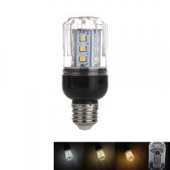 RANPO 5W E26 LED Corn Bulb 2835 SMD Light Lamp 110V Bright