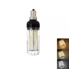 RANPO Dimmable 12W E12 LED Corn Bulb 5730 SMD Light White Lamp