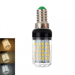 RANPO Dimmable 24W E14 LED Corn Bulb 5730 SMD Light White Lamp