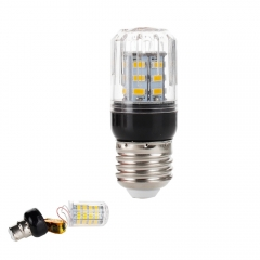 RANPO 7W E26 5730 SMD LED Corn Bulb Light Bright 110V