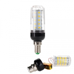 RANPO 15W E14 5730 SMD LED Corn Bulb Light Bright 220V