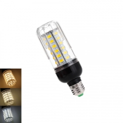 RANPO Dimmable 12W E27 LED Corn Bulb 5730 SMD Light White Lamp