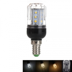 RANPO 5W E14 LED Corn Bulb 2835 SMD Light Lamp 220V Bright