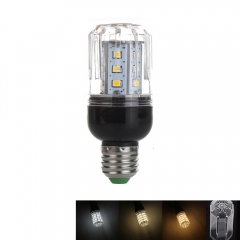 RANPO 5W E27 LED Corn Bulb 2835 SMD Light Lamp 110V 220V Bright