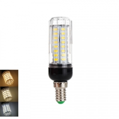RANPO 18W E14 LED Corn Bulb 5730 SMD Light White Lamp