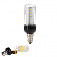 RANPO 15W E12 5730 SMD LED Corn Bulb Light Bright 110V