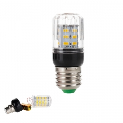 RANPO 7W E27 5730 SMD LED Corn Bulb Light Bright 110V 220V