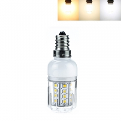 RANPO 6W E12 2835 SMD LED Corn Bulb Lamp Light 110V