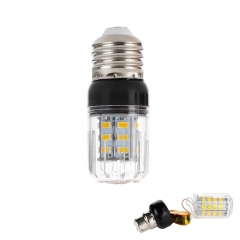 RANPO 9W E26 5730 SMD LED Corn Bulb Light Bright 110V DC12V DC24V