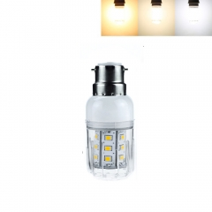 RANPO B22 5W 2835 SMD LED Corn Bulb Lamp Light 220V