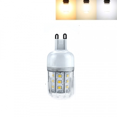 RANPO G9 5W 2835 SMD LED Corn Bulb Lamp Light 110V 220V