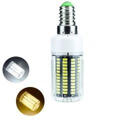 RANPO 30W E14 LED Corn Bulb 5733 SMD Lighting Light Lamp 220V