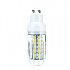 RANPO 12W GU10 48 LEDs Dimmable LED Corn Bulb 5730 SMD Light Lamp Cool Nature Warm White 110V/220V