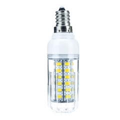 RANPO 12W E12 48 LEDs Dimmable LED Corn Bulb 5730 SMD Light Lamp Cool Nature Warm White 110V