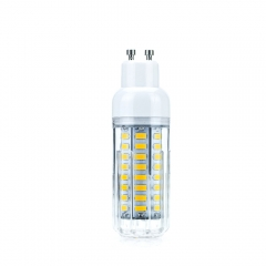 RANPO 18W GU10 64 LEDs Dimmable LED Corn Bulb 5730 SMD Light Lamp Cool Nature Warm White 110V/220V