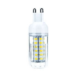 RANPO 12W G9 48 LEDs Dimmable LED Corn Bulb 5730 SMD Light Lamp Cool Nature Warm White 110V/220V