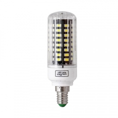 RANPO 15W E14 5736 SMD 72 LEDs LED Corn Light No Flicker Constant Current Lamp Bulb AC 85-265V
