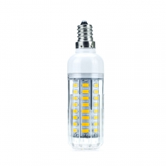 RANPO 18W E12 64 LEDs LED Corn Bulb 5730 SMD Light Lamp Cool Nature Warm White AC 85V-265V