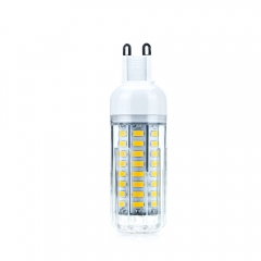RANPO 18W G9 64 LEDs Dimmable LED Corn Bulb 5730 SMD Light Lamp Cool Nature Warm White 110V/220V