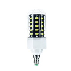 RANPO Dimmable E14 LED Corn Bulb  Light 7030 SMD White Lamp Cool Warm White 110-265V