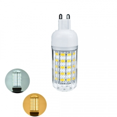 RANPO 16W G9 5730 SMD LED Corn Bulb Light White Lamp Cool Warm Netural white  220V