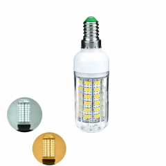 RANPO 15W E14 5730 SMD LED Corn Bulb Light White Lamp Cool Warm Netural white 220V