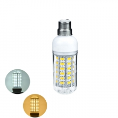 RANPO 15W B22 5730 SMD LED Corn Bulb Light White Lamp Cool Warm Netural white 220V