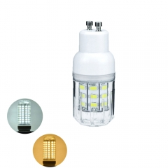 RANPO 8W GU10 5730 SMD LED Corn Bulb Light White Lamp Cool Warm Netural white 110V 220V