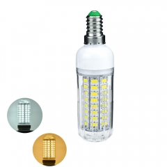RANPO 18W E14 5730 SMD LED Corn Bulb Light White Lamp Cool Warm Netural white 220V