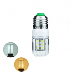 RANPO 7W E27 5730 SMD LED Corn Bulb Light White Lamp Cool Warm Netural white 110V 220V DC12V DC24V