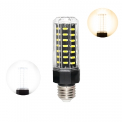 RANPO 36W E26 64 LEDs LED Corn Bulb 7030 SMD Light Lamp Cool Warm White 110V - 265V