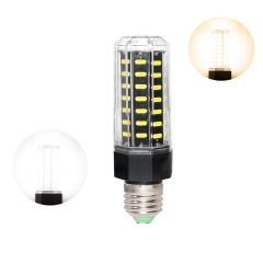 RANPO 36W E27 64 LEDs LED Corn Bulb 7030 SMD Light Lamp Cool Warm White 110V - 265V