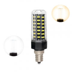 RANPO 36W E12 64 LEDs LED Corn Bulb 7030 SMD Light Lamp Cool Warm White 110V - 265V