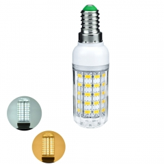 RANPO 16W E14 5730 SMD LED Corn Bulb Light White Lamp Cool Warm Netural white  220V