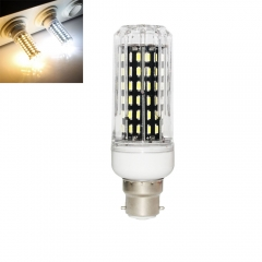 RANPO 25W B22 96leds LED Corn Bulb 4014 SMD Light Cool Warm White Lamp 110V 220V