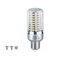 RANPO 15W E12 72leds LED Corn Bulb Light 85-265V Aluminum PCB Bombillas Cool Warm White