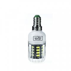 RANPO 5W E14 31 LEDs Anti-Strobe Design LED Corn Bulb lamp AC 110V 220V 5736 SMD Indoor Light