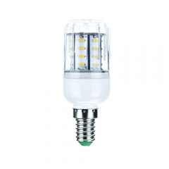 RANPO 10W E14 LED Corn Bulb 4014 SMD Light Lamp Bright Cool Warm White AC 220V