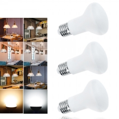 RANPO Dimmable LED Bulb Spotlight E27 10W R63 5730 SMD 110V 220V Light Lamp Super Bright LEDs Lamprada Lighting For Home Decor