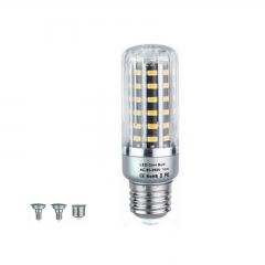 RANPO 10W E12 56leds LED Corn Bulb Light 85-265V Aluminum PCB Bombillas Cool Warm White