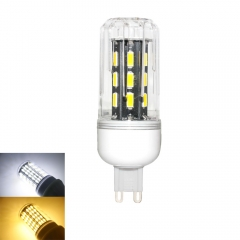RANPO 12W G9 LED Corn Bulb Light Lamp 7030 SMD 110v/220v  Cool Warm White