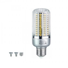RANPO 25W E14 130leds LED Corn Bulb Light 85-265V Aluminum PCB Bombillas Cool Warm White