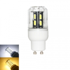 RANPO 9W GU10 LED Corn Bulb Light Lamp 7030 SMD 110v/220v  Cool Warm White