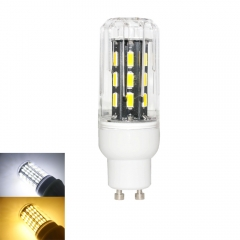 RANPO 12W GU10 LED Corn Bulb Light Lamp 7030 SMD 110v/220v  Cool Warm White
