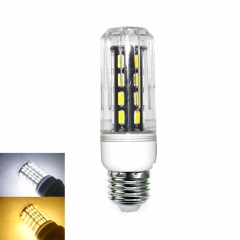 RANPO 15W E26 LED Corn Bulb Light Lamp 7030 SMD 110v/220v  Cool Warm White