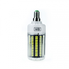 RANPO 15W E14 140 LEDs Anti-Strobe Design LED Corn Bulb lamp AC 110V 220V 5736 SMD Indoor Light