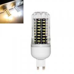 RANPO 20W G9 72leds LED Corn Bulb 4014 SMD Light Cool Warm White Lamp 110V 220V