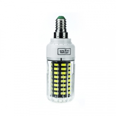 RANPO 7W E14 58 LEDs Anti-Strobe Design LED Corn Bulb lamp AC 110V 220V 5736 SMD Indoor Light